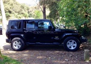 Jeep Wrangler Unlimited 2.8 Crd Sahara Auto 4p. -09