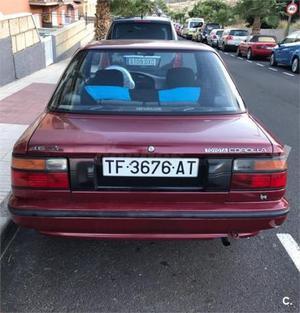 Toyota Corolla Sedan Corolla 1.6 Gl 4p. -91