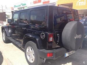 Jeep Wrangler Unlimited 2.8 Crd Sahara Auto 4p. -11