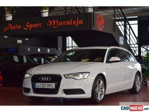 Audi a6 avant audi a6 avant s-line2.0 tdi 17
