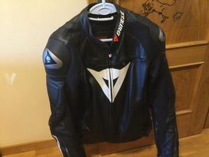 Cazadora moto dainese supersport