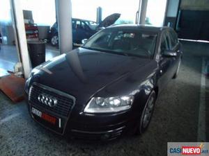 Audi a6 avant 2.7tdi quattro tiptronic '06