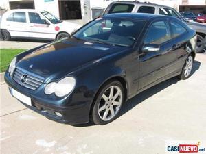 Mercedes c 220 sportcoupé cdi '01