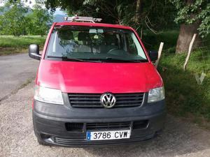 Furgoneta Volkswagen Transporter T5 camper