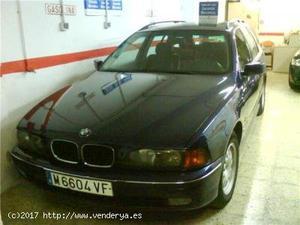 BMW 525 TOURING 525 TDS - MADRID - MADRID - (MADRID)