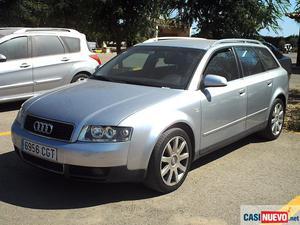 Audi a4 avant 1.9 tdi 130 cv.