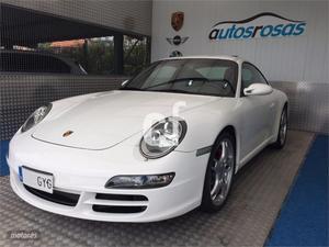 Porsche 911 carrera 2s cabrio 355cv ano 2007 2 alicante - Centro porsche alicante ...