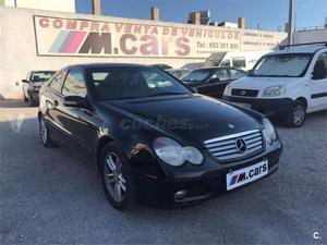 Mercedes-benz Clase C C 220 Cdi Sportcoupe 3p. -01