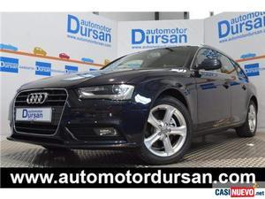 Audi a4 a4 2.0tdi avant automatico llantas pantalla '13 -