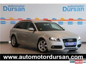 Audi a4 a4 avant 2.0 tdi quattro sline volante multi '10 -