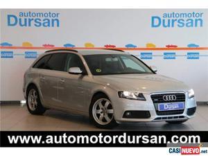 Audi a4 a4 avant 2.0 tdi quattro * sline * volante multi *