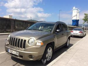 Jeep Compass 2.0 Crd Limited 5p. -09