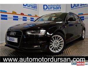 Audi a4 a4 avant automático xenón llantas navi c -