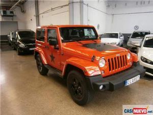 Jeep wrangler 2.8crd sahara '16