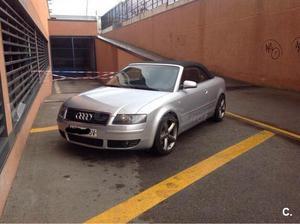 Audi A4 2.5 Tdi Cabrio 2p. -04