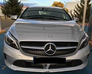 Defensa delantera Mercedes clase A