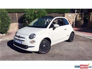 Fiat 500 c lounge garantía hasta