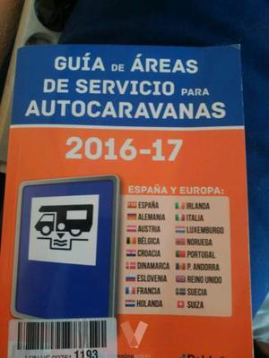 GUIA AUTOCARAVANAS ESPAÑA/EUROPA