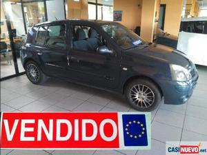 Renault clio 1.4 5 p vendido '05