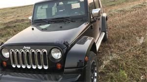 Jeep Wrangler Unlimited 2.8 Crd Sahara Auto 4p. -08