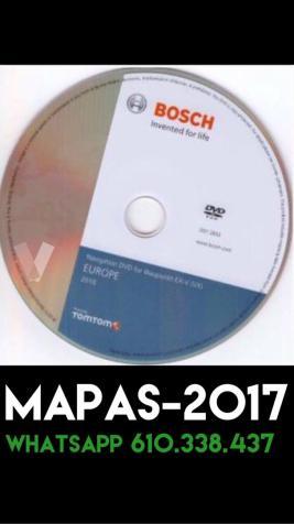 mapas  GPS Volkswagen Mfd2 Rns2 vx Travelpilot
