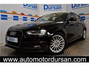 Audi A4 A4 Avant Automático Xenón Llantas Navi C
