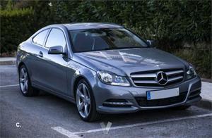 Mercedes-benz Clase C C 220 Cdi Sport Coupe 2p. -13