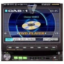 RADIO MONITOR/DVD ALPINE IVA-D900R