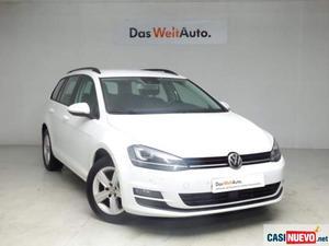 Volkswagen golf variant 2.0 tdi cr bmt advance 110 kw