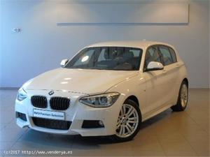 BMW 118 D 5-PUERTAS - MADRID - (MADRID)