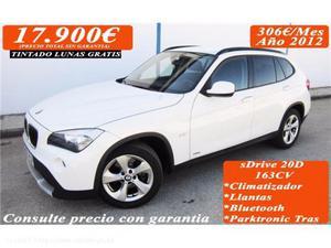 BMW X1 SDRIVE 20D EFFICIENT DYNAMICS EDITION - ALBACETE -