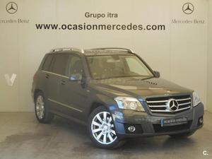 Mercedes-benz Clase Glk Glk 220 Cdi Blue Efficiency 5p. -11