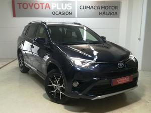 Toyota RAV-4 2.5 hybrid 2WD Advance