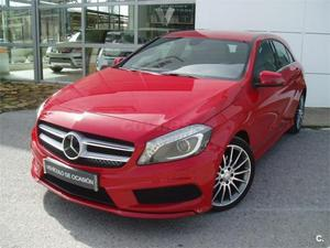 Mercedes-benz Clase A A 180 Cdi Amg Line 5p. -14