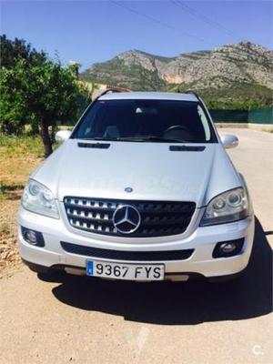 Mercedes-benz Clase M Ml 320 Cdi 5p. -08