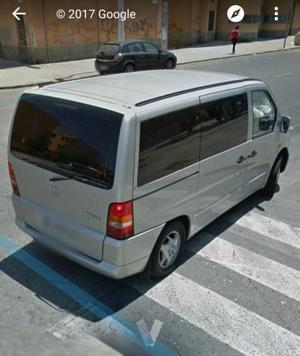 Mercedes Vito 9 plazas averiada