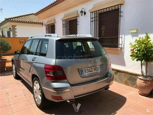 Mercedes-benz Clase Glk Glk 220 Cdi Be Edicion Limitada 5p.