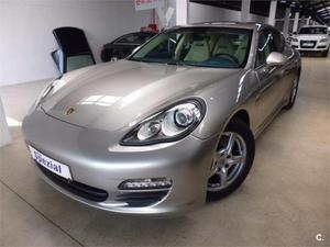 Porsche Panamera 3.6 V6 Platinum Edition 5p. -13