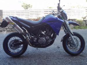 YAMAHA XT 660 X (modelo actual) -05