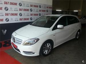 Mercedes-benz Clase B B 180 Cdi Blueefficiency 5p. -12