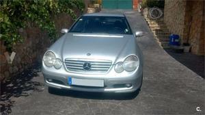 Mercedes-benz Clase C C 220 Cdi Sportcoupe 3p. -02