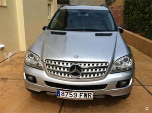 Mercedes-benz Clase M Ml 320 Cdi 5p. -07