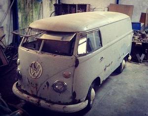 Volkswagen T1 ALEMANA Panelvan