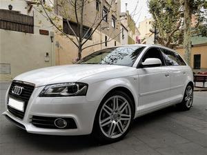 Audi A3 Sportback 2.0TDI S Line Edition