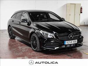 Mercedes Benz Clase CLA Shooting Brake 200d 7G-DCT