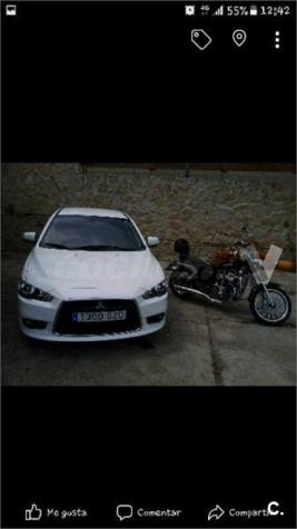 Mitsubishi Lancer Sportback 2.0 Did Invite 5p. -11