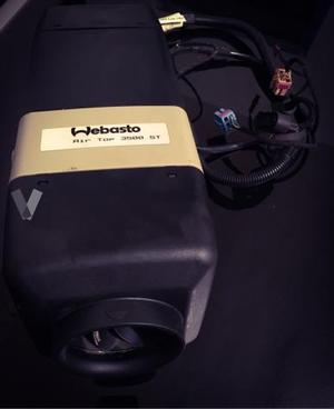 calefactor Webasto Air Top 3kw 12v