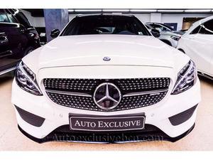 Mercedes Benz Clase C Estate 43 AMG 4Matic 7G Plus