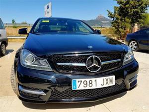Mercedes-benz Clase C C 220 Cdi Blue Efficiency Coupe 2p.