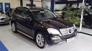 Mercedes-benz Clase M Ml 350 Cdi 4m Executive 5p. -11